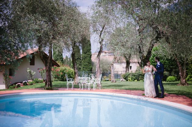 Giulia e Marco, Garda Lake, Italy